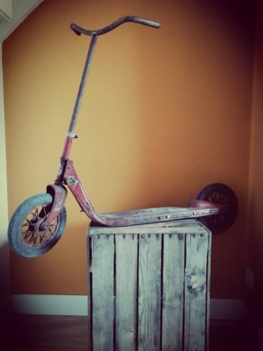 MG, step, toys, vintage, original
