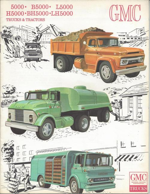 small resolution of  92 1965 gmc 5000 6x6 truck 5 500