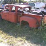 1968 W200 Dodge Cc Parts Trk Okla