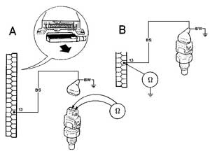 Rover SD1 Efi Coolant Temperature Sensor
