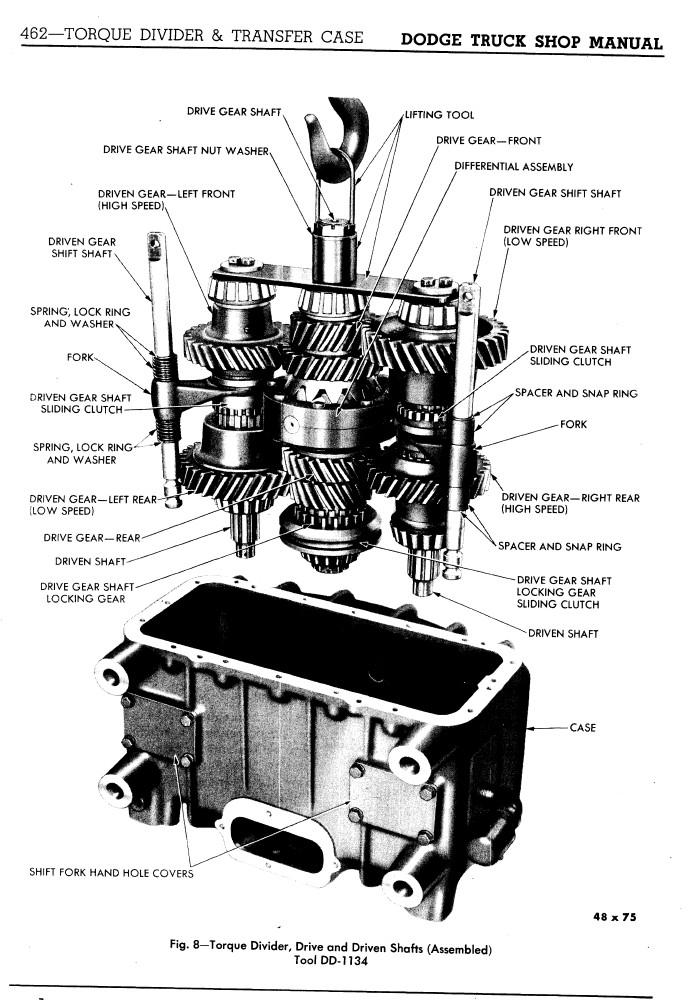 1951-1952 Dodge B-3