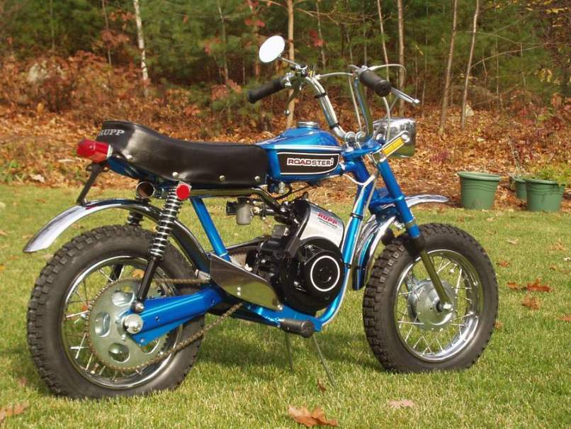 Rupp    Scrambler    Trail    90      Reviewmotorsco