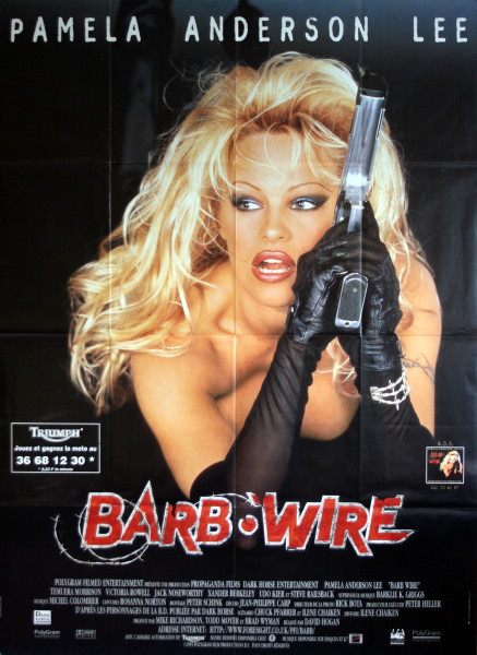 Barb Wire Vintage Movie Posters