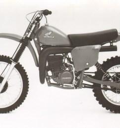 1978 honda cr 250r [ 1200 x 789 Pixel ]
