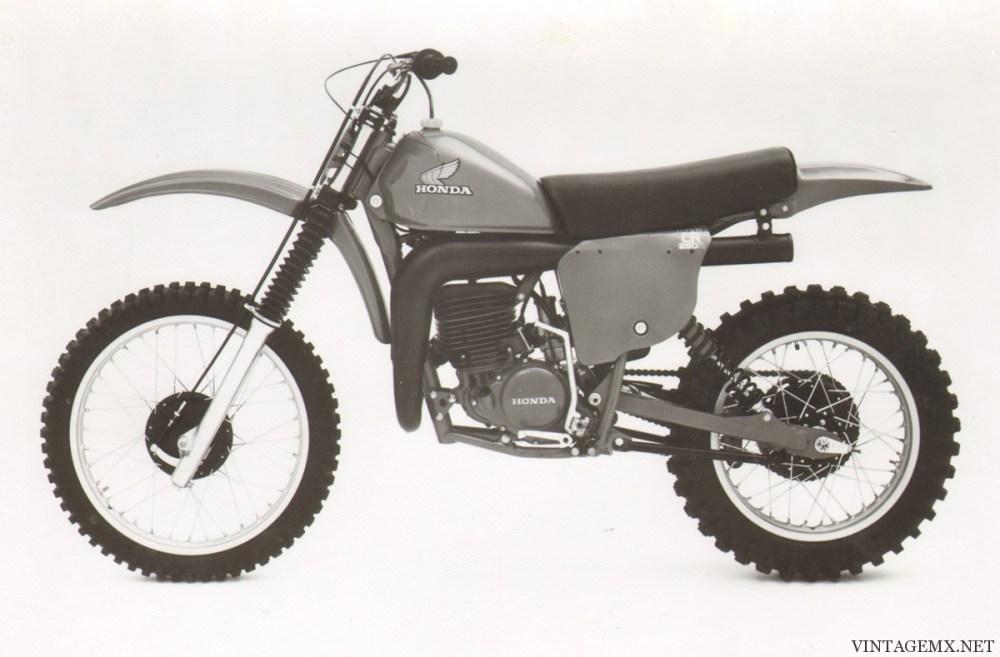medium resolution of 1978 honda cr 250r