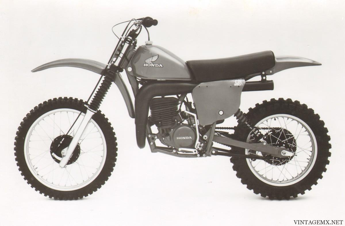 hight resolution of 1978 honda cr 250r