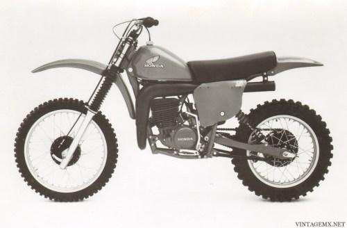 small resolution of 1978 honda cr 250r