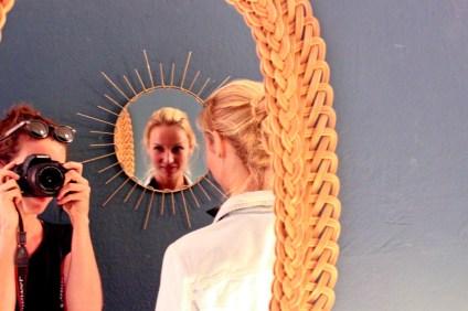 Spiegel in Spiegel in Spiegel
