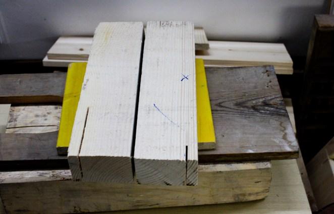 Holz Upcycling