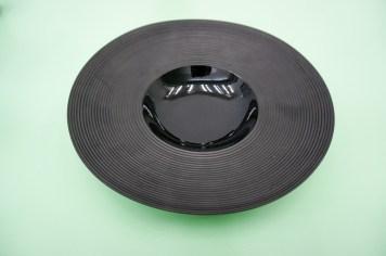 Black Bowl by Tapio Wirkkala