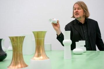 Kari Kenetti and his collection