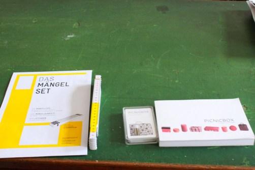Print-Design (Mängelset und Picnicbox)