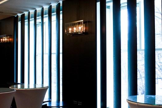 Beleuchtung Seminarraum im Hyatt