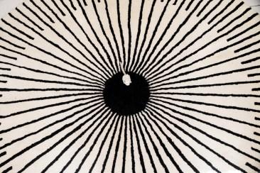 Verner Panton Teppich, Vintage