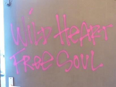 WILD HEART FREE SOUL