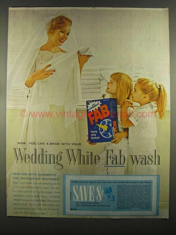 1964 fab laundry detergent