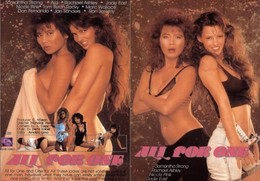 All For One (1988) – Vintage American Porn Movie
