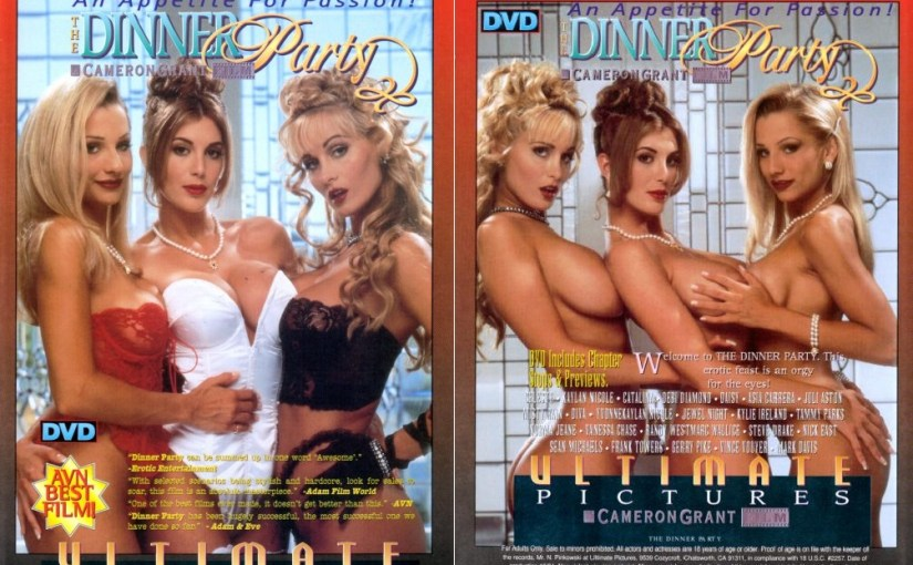 The Dinner Party (1994) – American Vintage Porn Movies