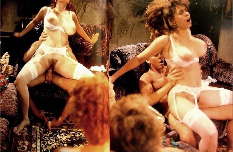 Pornstar Christy Canyon's Hot Vintage Scene [HQ] [Download]