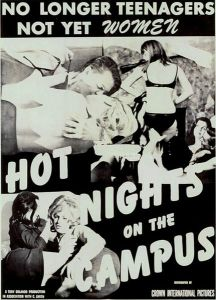 Hot Nights on the Campus (1966)