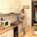 Hard Kitchen Fuck For Blonde Stepmom! [Vintage Amateur]