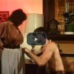 Vintage Stepson Exciting on Removing His Moms Clothes and Ready to Fuck Her