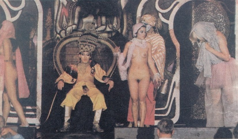 Erotika 013 (07-1986) [Vintage Erotic Magazine] [Full Scans]