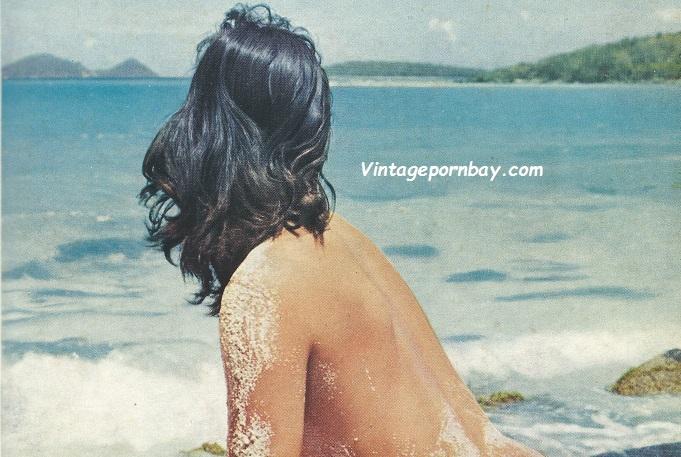 Fritz Henle's Figure Studies [Vintage Erotica Scans]
