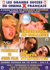 Initiation au college (1979) (French) [Vintage Porn Movie] [Watch and Download]