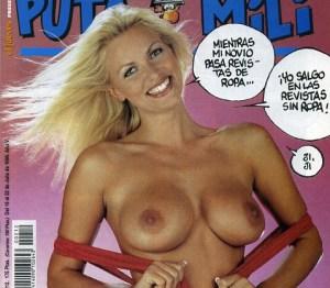 Spanish Vintage Magazines: PUTA MILI (1996-97)