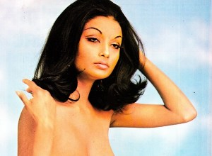French Vintage Nude Mags: Daily Girl