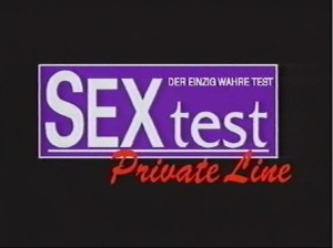 Sex-Test – Private Line 2 (1996) [AVI] [High Quality] – Carmen Herzog [Bex]