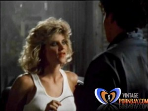 Ginger Lynn and Jerry Butler