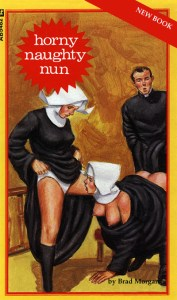 AB-5482 HORNY NAUGHTY NUN by Brad Morgan (1985) [E-Book] [Download]