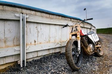 Flat Track - Vintage Racing Spirit - Nicolas Serre 35