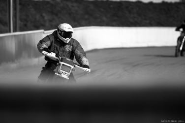 Flat Track - Vintage Racing Spirit - Nicolas Serre 33