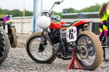 Flat Track - Vintage Racing Spirit - Nicolas Serre 21