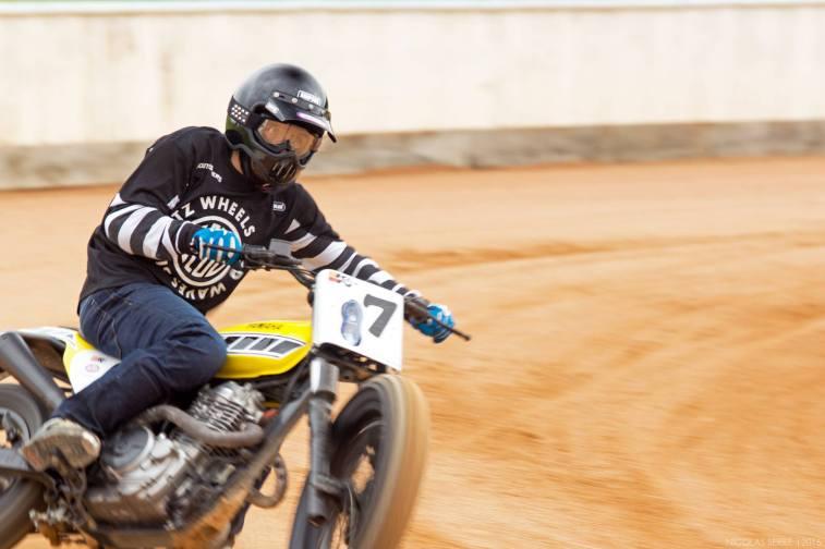 Flat Track - Vintage Racing Spirit - Nicolas Serre 15