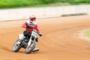 Flat Track - Vintage Racing Spirit - Nicolas Serre 10