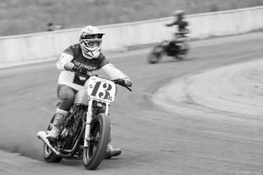 Flat Track - Vintage Racing Spirit - Nicolas Serre 7