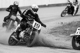 Flat Track - Vintage Racing Spirit - Nicolas Serre 2