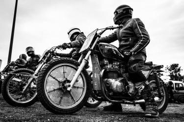 Flat Track - Vintage Racing Spirit - Morgan Bove 19