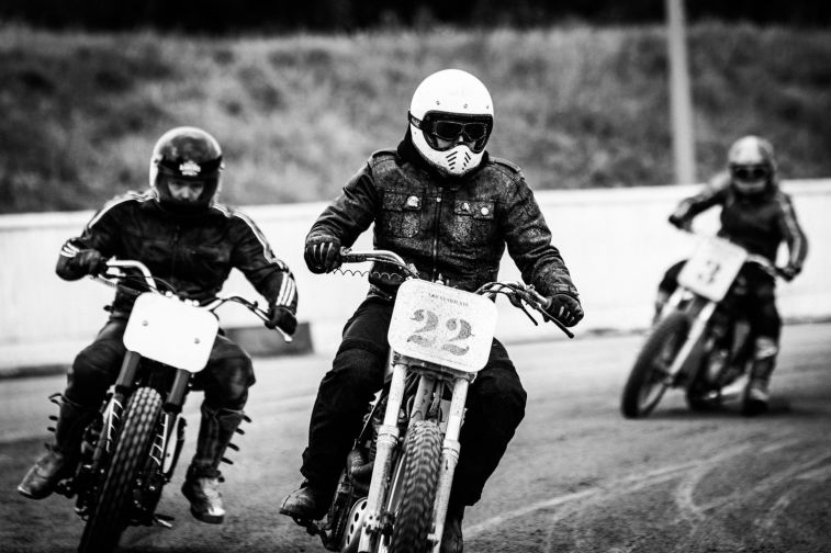 Flat Track - Vintage Racing Spirit - Morgan Bove 23