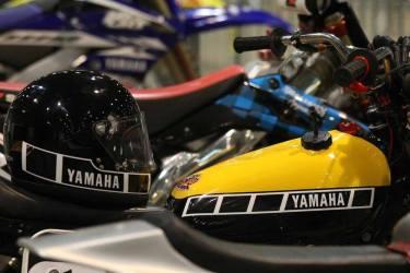 Flat Track Indoor - Vintage Racing Spirit - Ian Osborne 14