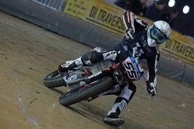 Flat Track Indoor - Vintage Racing Spirit - Ian Osborne 31