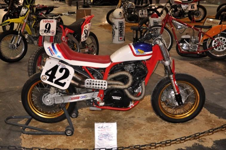Vintage Racing Spirit - Salon du 2 roues 2016 - 9