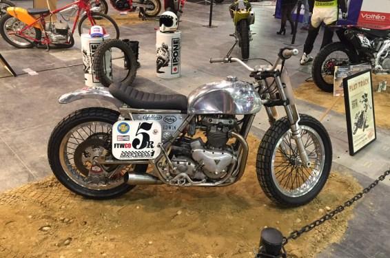 Vintage Racing Spirit - Salon du 2 roues 2016 - 10