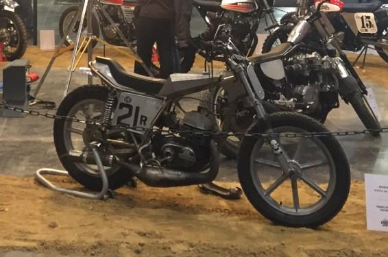 Vintage Racing Spirit - Salon du 2 roues 2016 - 11