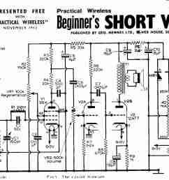 antique radio wiring diagram wiring diagrams wni antique radio wiring diagrams antique radio wiring diagram [ 1507 x 1235 Pixel ]