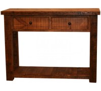 Original 4 Foot Console Table - Vintage & Reclaimed ...
